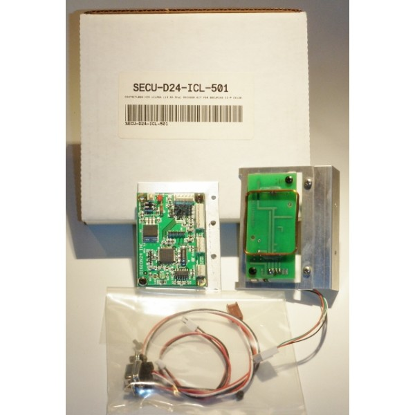 Contactless HID iClass (13.55 Mhz) encoder kit for CX120 printer