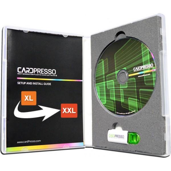 cardPresso XL to XXL ID Card Software (Upgrade)
