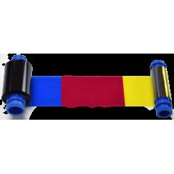 Pointman Nuvia Printer YMCKO Ribbon 5 Panel 200 Prints
