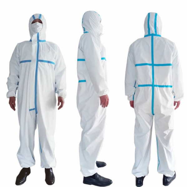 Disposable Surgical Medical Protective Coveralls